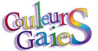 logo du site Couleurs Gaies